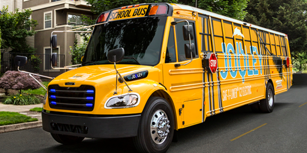 A Guide to Locating Funding for Electric School Bus Purchases
