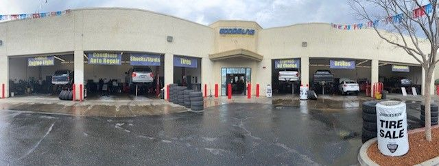 """""""People need to get back to work so they can spend money,"""" says Scott Shubin, owner of Goodguys Tire & Auto Repair. """"That's the worry I have."""" -"""