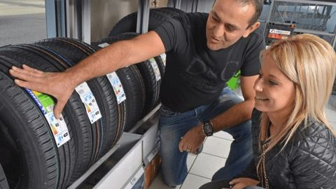Retail tire stores will be armed with even more tire safety information.