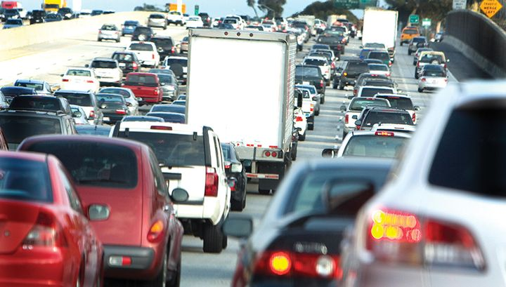 Passenger car travel is increasing and more people will continue to drive as the summer continues. -