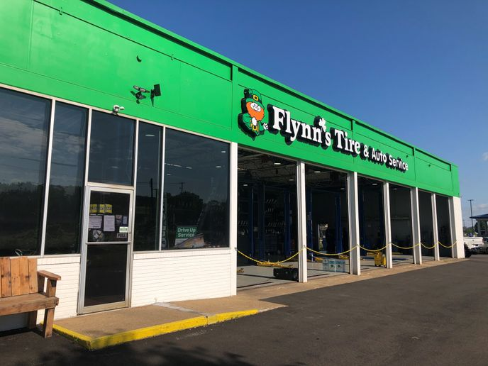 Flynn's Tire, ranked number 43 on the 2020 MTD 100 with 27 outlets,is one of many independent tire dealerships that added locations in the past year. -