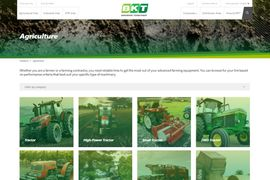 BKT Unveils Enhanced Website
