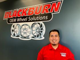 Blackburn OEM Wheel Solutions Adds Sales Team Member