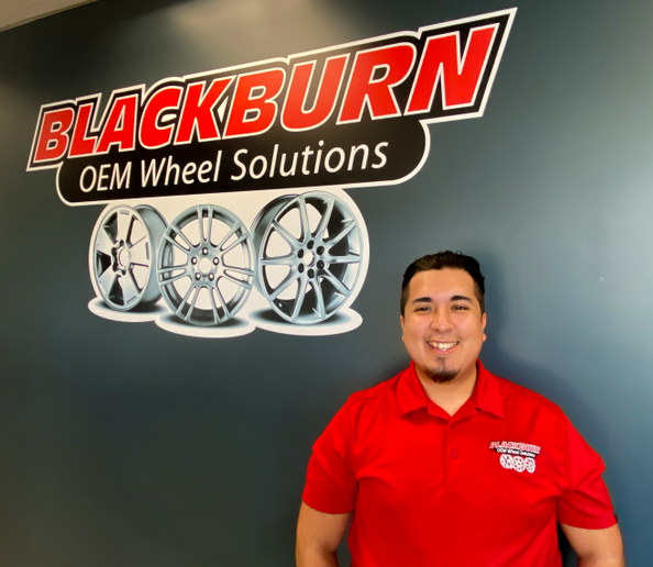 Jaramillo was born inGuanajuato, Mexico, and is a bi-lingual OEM wheel expert who will work with the company's growing Spanish speaking clientele. -