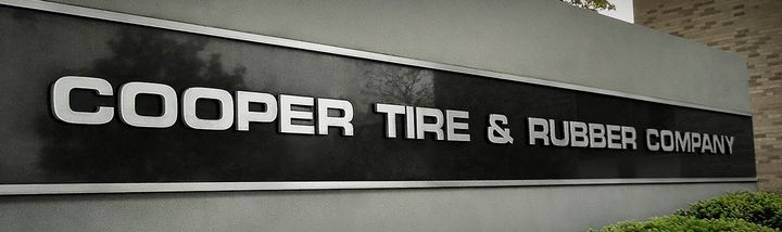 Cooper Tire & Rubber Co. posted a first quarter net loss of $12 million compared with net income of $7 million for the same period last year. -