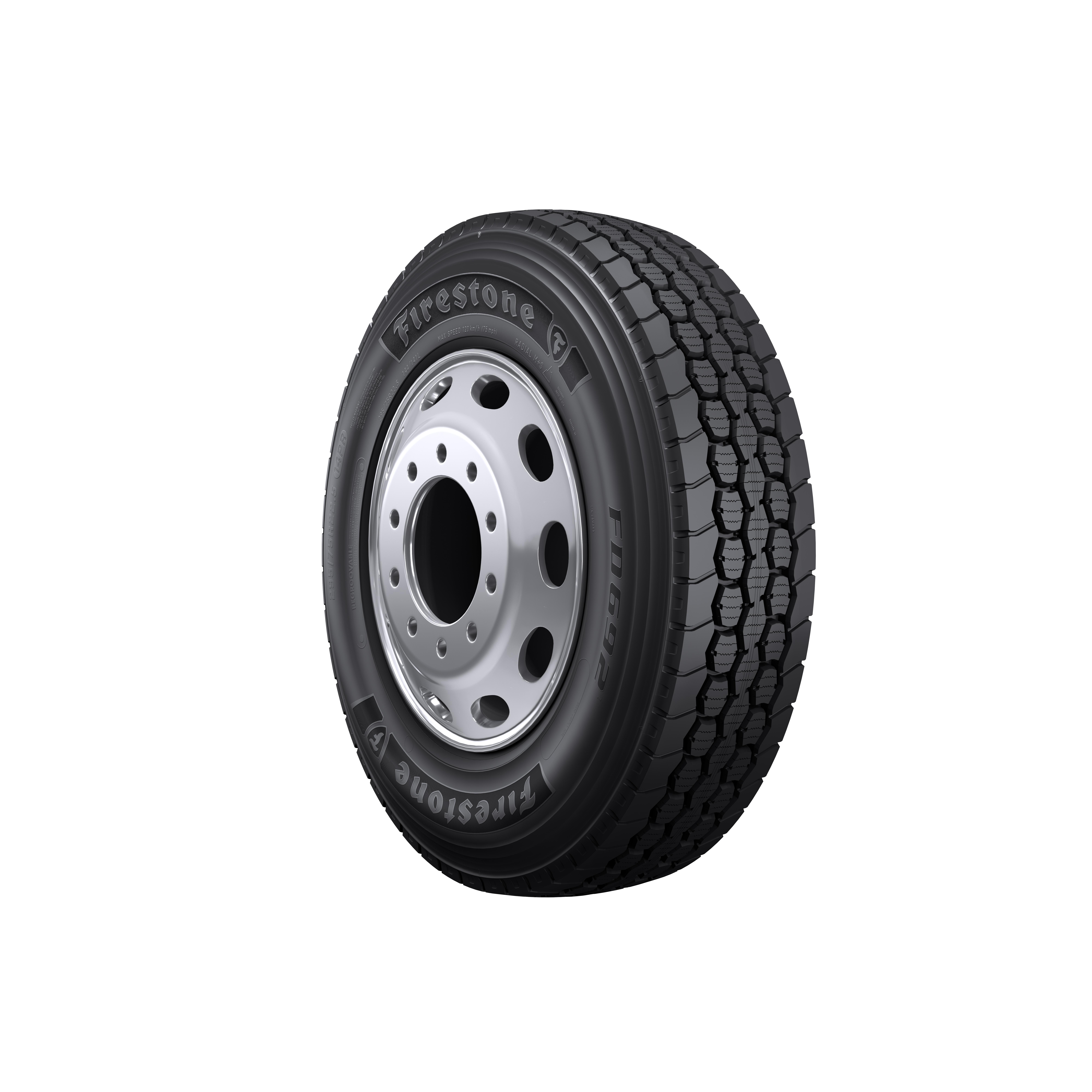 Bridgestone Adds Firestone FD692 to Truck Tire Lineup
