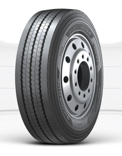 """""""We're excited to introduce the SmartCity AU04 to our TBR portfolio as we continue growing our commercial TBR division in America,"""" saysRob Williams, vice president of commercial sales, Hankook. -"""