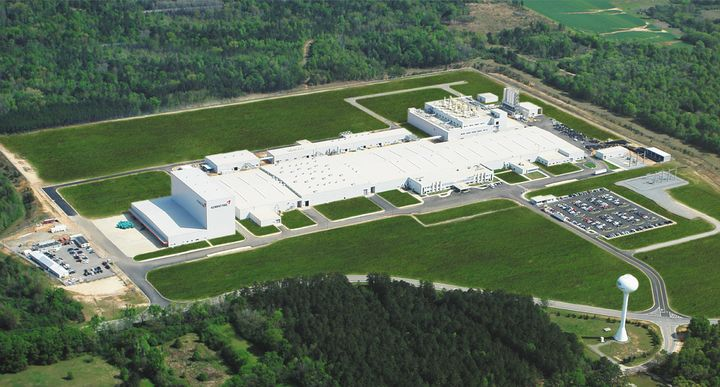 Kumho's plant in Macon, Ga., can produce 11,000 passenger tires per day at full capacity, according to MTD research. -