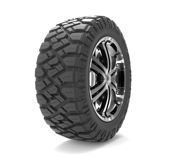 The Maxxploit M/T light truck tire is available in six popular sizes, ranging from 18 inches to 22 inches in diameter. -