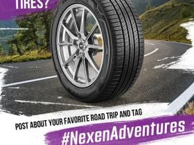 #NexenAdventures Sweepstakes Celebrates Road Trips