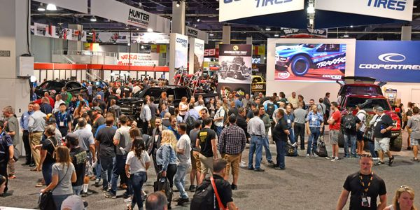 SEMA says the annual SEMA Show routinely attracts more than 161,000 people to its combined 2.2...
