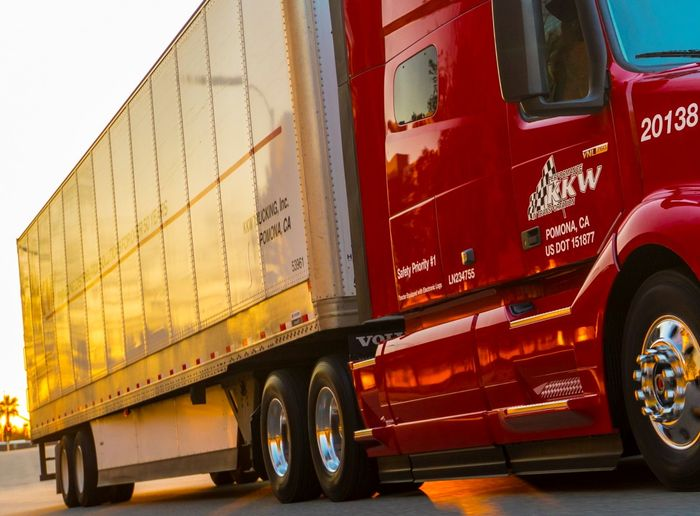 ACT Research says trailer orders plummeted 97% in April. -