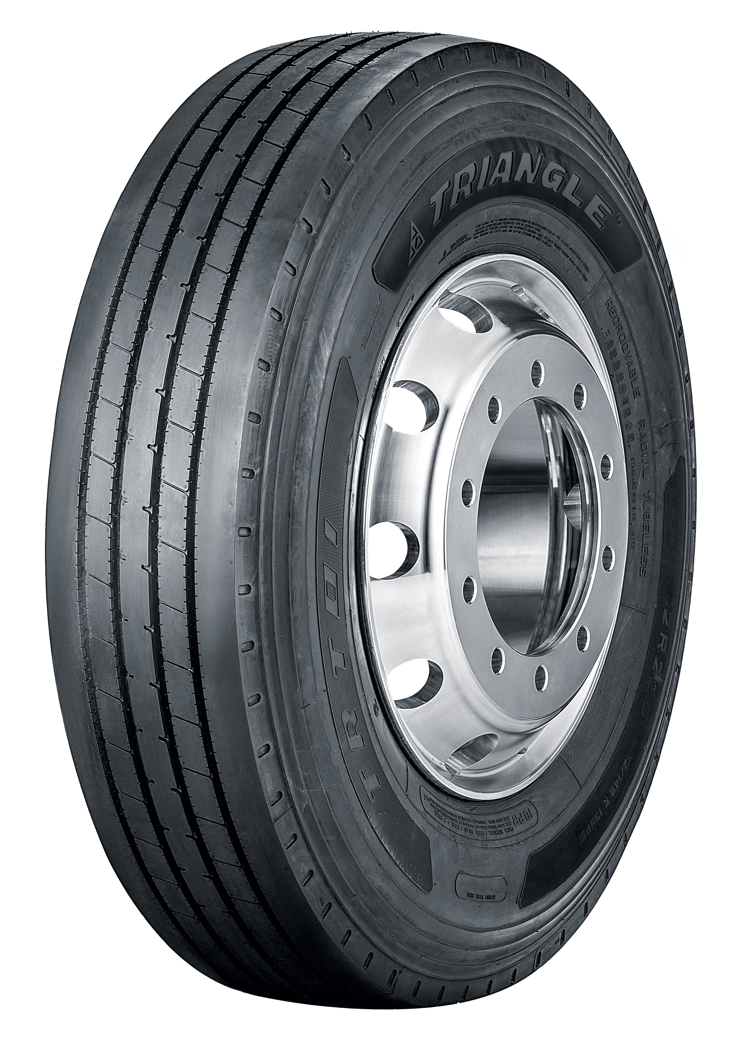 Triangle Unveils All-Steel Specialty Trailer Tire