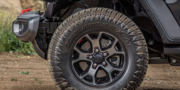 Yokohama Tire Corp.'s new rebate program includes the Geolandar X-AT light truck tire, among...