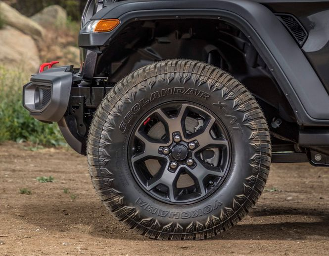 Yokohama Tire Corp.'s new rebate program includes the Geolandar X-AT light truck tire, among other products. -