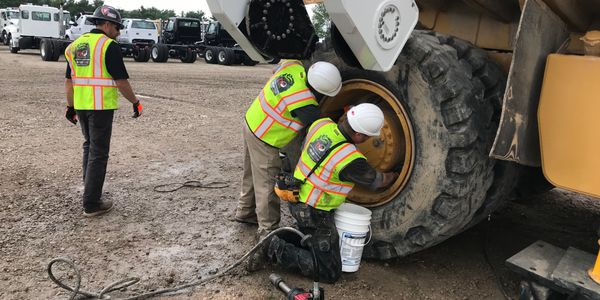 The Tire Industry Association will resume Earthmover Tire Service and other on-site training...