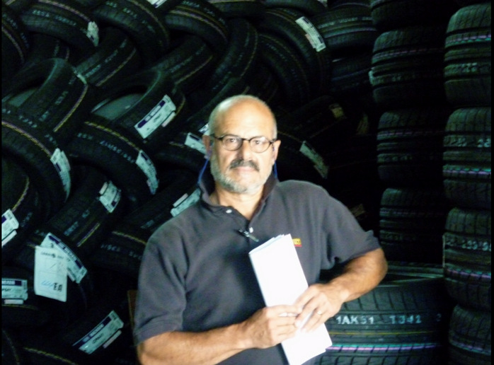 """The big change that we're seeing is on the passenger tire side,"" says Myers. ""Customers are looking for what we consider to be 'value brands.' They don't necessarily want the cheapest tire we have. But they want something that's moderately priced and can do the job.""  -"