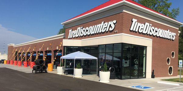 Tire Discounters recently opened a new location in Knoxville, Tenn. The chain is the sixth...