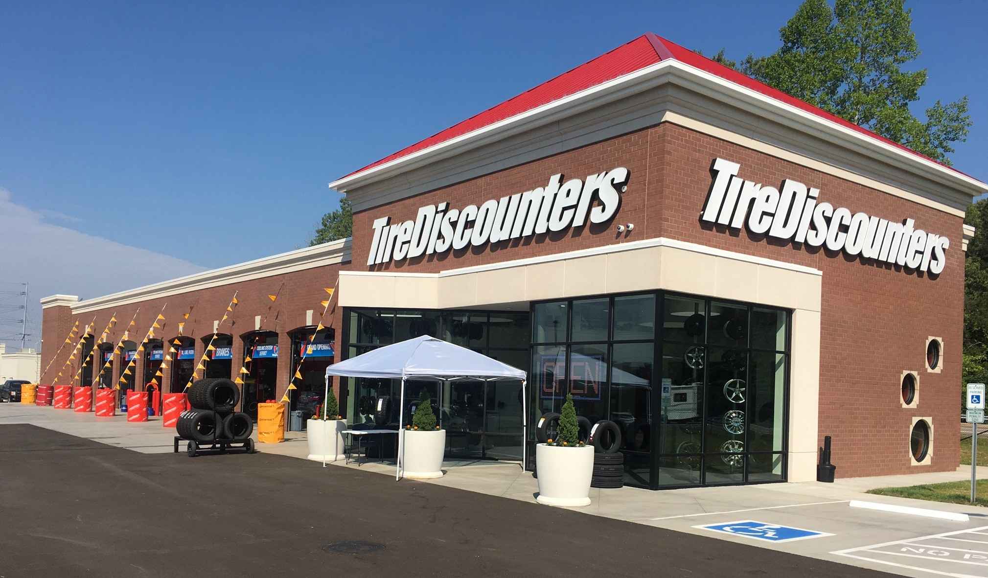 Tire Discounters to Open Five New Locations