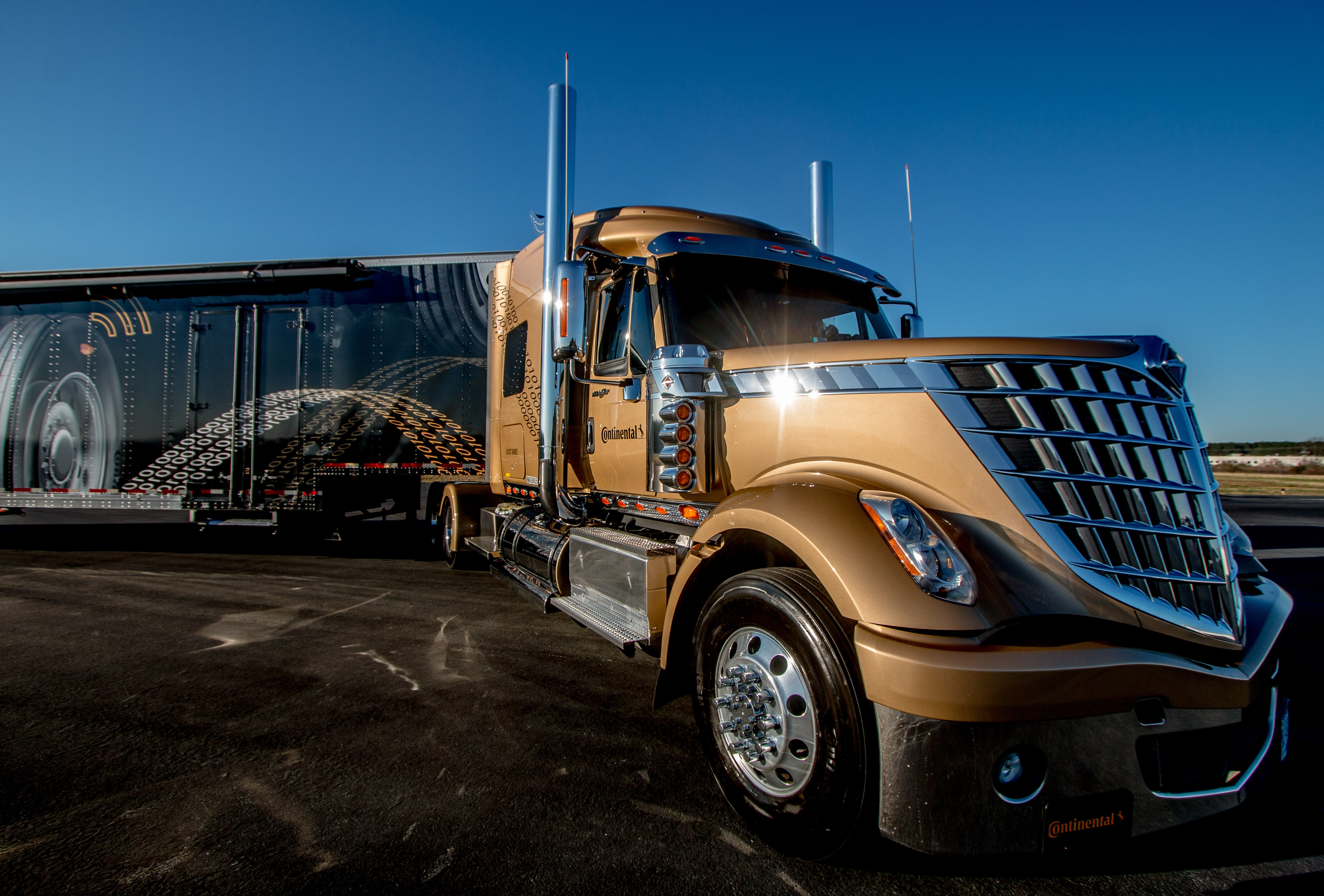 Truck Tire Market Report: 'We Are Continuing to Move Forward,' says Continental's Williams