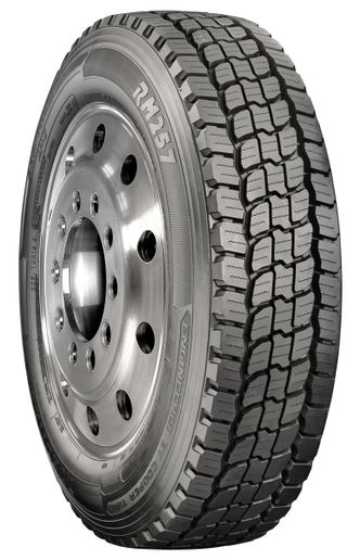 The Roadmaster 257 from Cooper is the latest drive tire in the brand's lineup. -