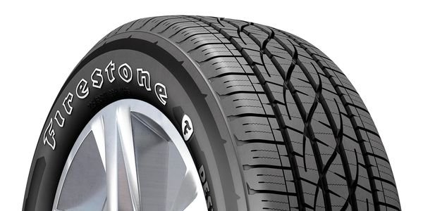 The Firestone Destination LE3 covers 87% of the SUVs, CUVs and light trucks on the road,...
