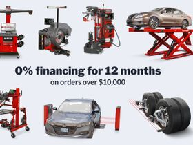 Hunter Offers Special Financing