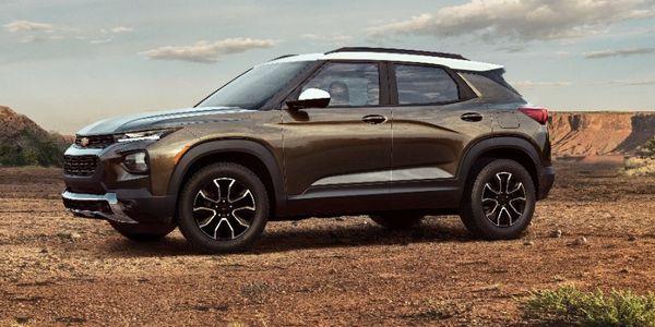 Hankook Tire America Corp. will supply the 2021 Chevrolet Trailblazer with the all-season...