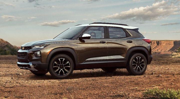 Hankook Tire America Corp. will supply the 2021 Chevrolet Trailblazer with the all-season Hankook Kinergy (H436). -
