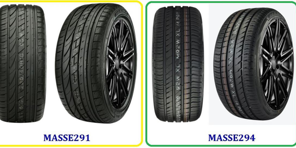 Nama's run-flat tires are offered in more than 80 sizes.