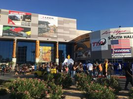 SEMA is working with experts to develop safety precautions for this year's SEMA Show in Las Vegas.