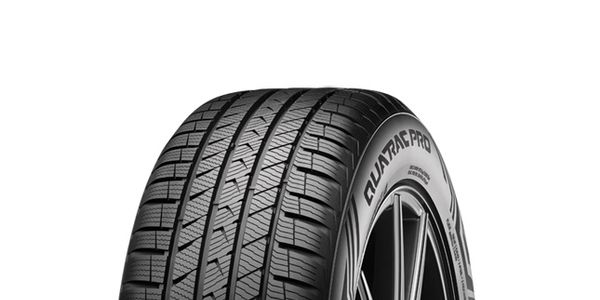 With 27 additional sizes for 17-inch to 20-inch wheels, the Quatrac Pro from Vredestein now has...
