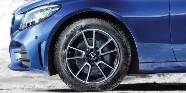 The new Wintrac joins the Vredestein Wintrac Pro to round out the Vredestein brand's winter tire...