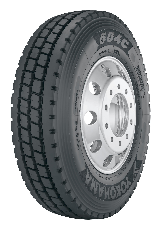 Yokohama Launches All-Position Truck Tire