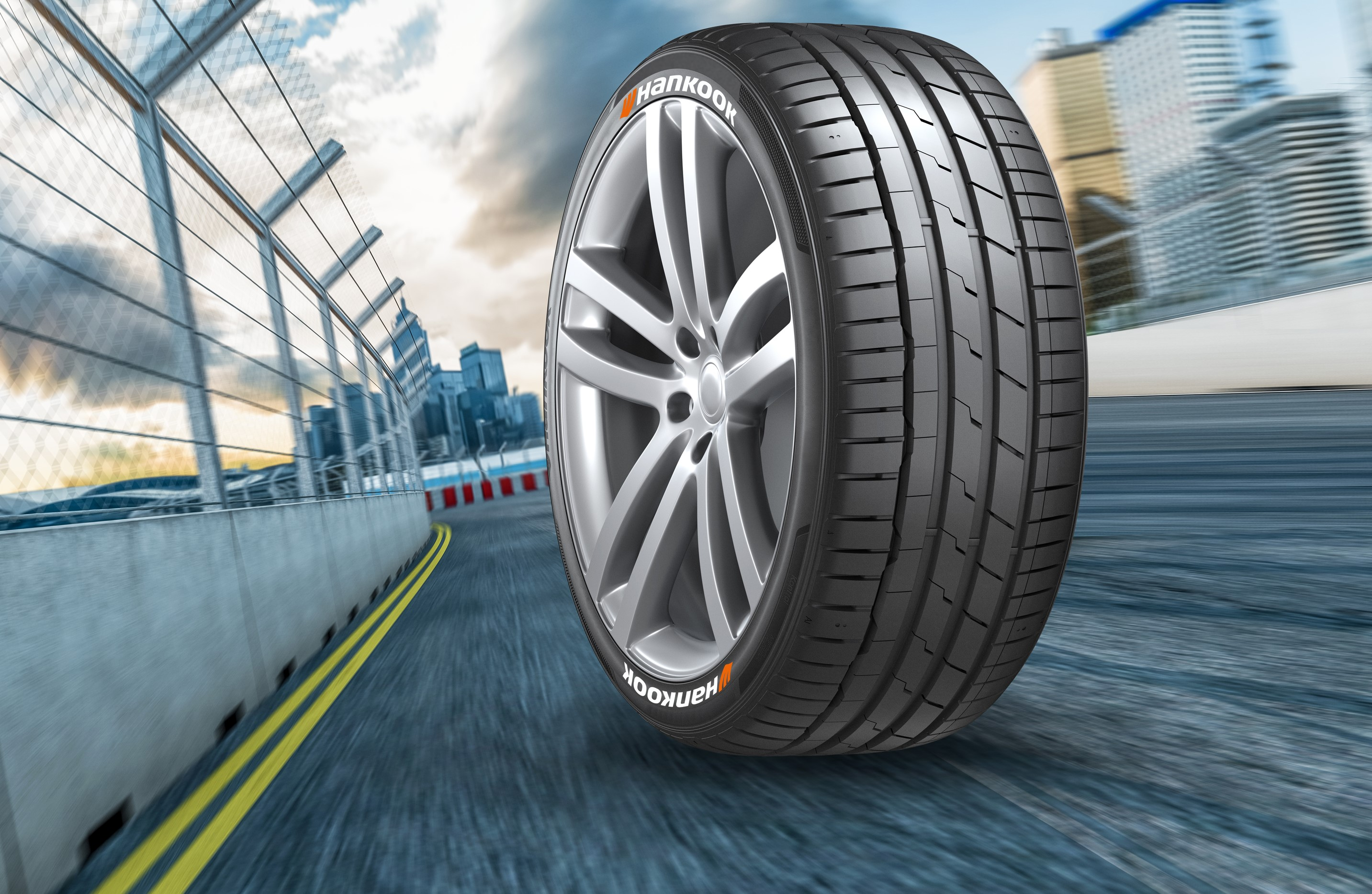 Hankook Will Supply Tires for FIA Electric Vehicle Series