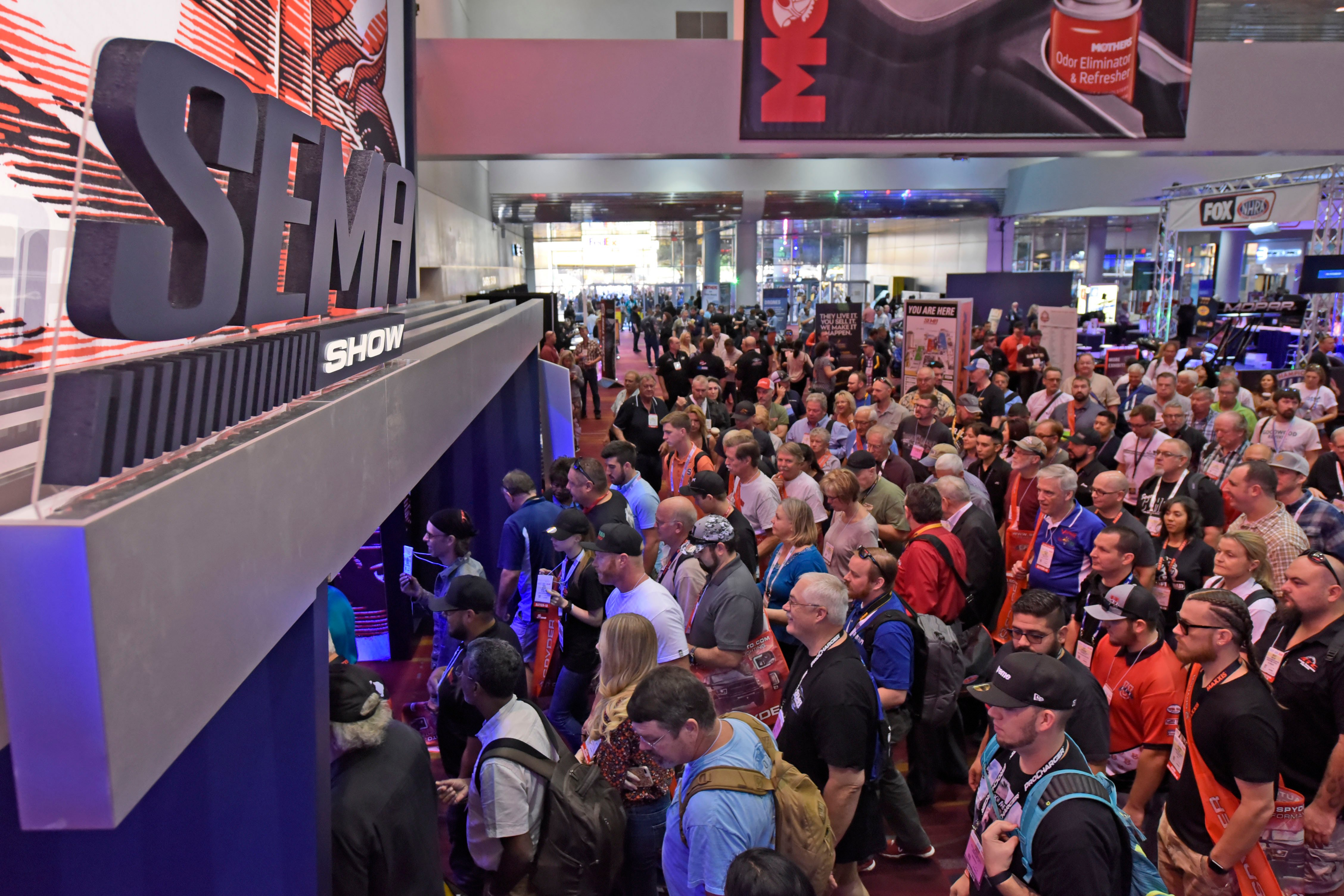 SEMA Seeks Input on Status of 2020 SEMA Show