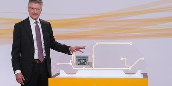 Continental CEO Elmar Degenhart talks about how digital tools and services, including ADAS and...