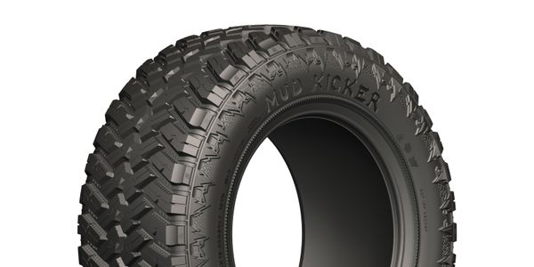 The Cosmo Mud Kicker is available in 12 sizes from TGI.