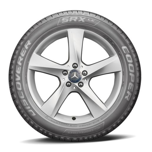 Cooper has scored its second OE fitment with Mercedes-Benz, this time on the automaker's full-size SUV. - Cooper Tire & Rubber Co.