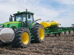 Goodyear Farm Tires Earn Spot on 2021 John Deere 8R-Series