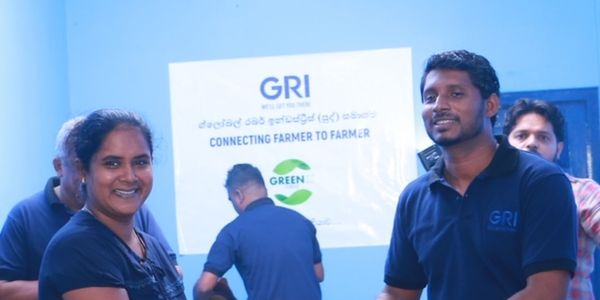 GRI has opened a center to support and educate rubber tree farmers in Sri Lanka.