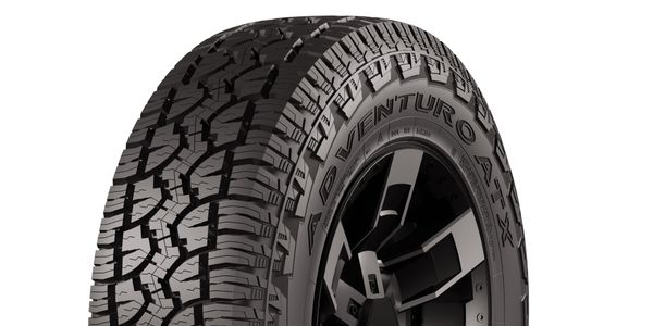 """""""With a 3-Peak Mountain Snowflake rating, the ATX also delivers improved performance in winter..."""