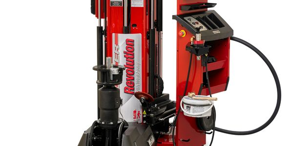 The TCRH is the fourth-generation of Hunter's Revolution WalkAway tire changer, and it features...