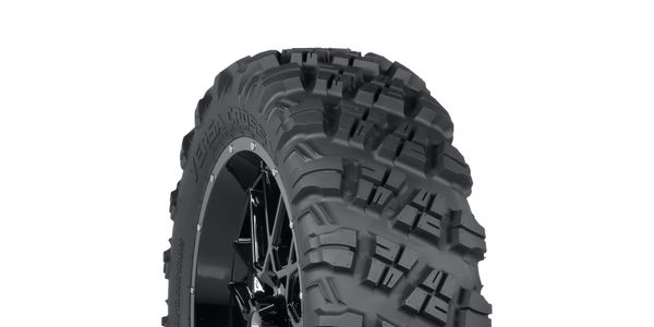 The ITP Versa Cross V3 tire comes in seven sizes for high performance UTVs.