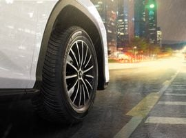 """Michelin North America Chairman and President Alexis Garcin says the new CrossClimate 2 is the company's """"most versatile and advanced"""" passenger tire."""