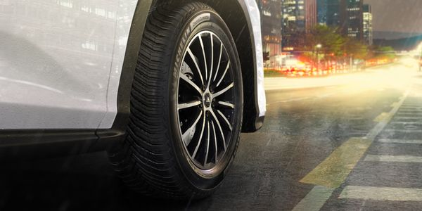 Michelin North America Chairman and President Alexis Garcin says the new CrossClimate 2 is the...