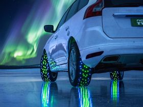 'Smart' Tires Will Be Common in Five Years, Says Nokian