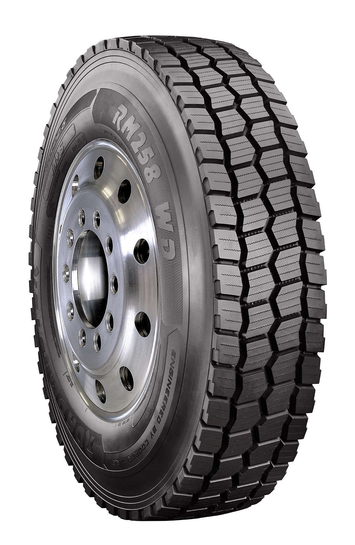 Cooper Adds Regional Haul Tire to Roadmaster Line