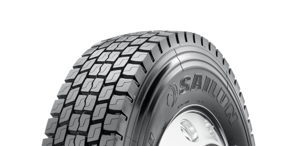 The new Sailun S702 truck tire is available in three sizes: 265/70R19.5, 285/70R19.5 and...