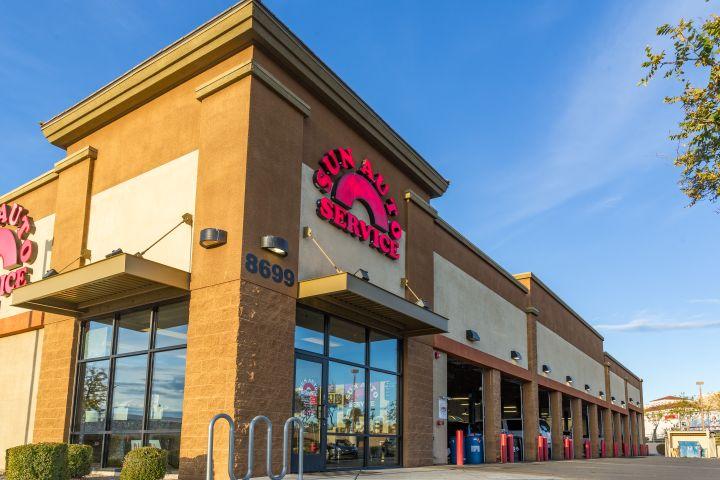Sun Devil Auto Service dba Sun Auto Service in 12 locations in Texas and Nevada. -